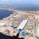 Port Panama City's West Terminal